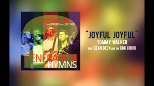 joyful, joyful tommy walker version custom arranged for lead sheet and a six piece horn section