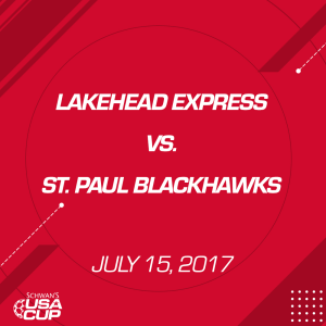 girls u13: lakehead express v. st. paul blackhawks