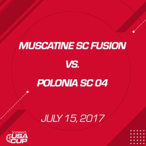 girls u13: muscatine sc fusion 04-05 v. polonia sc 04