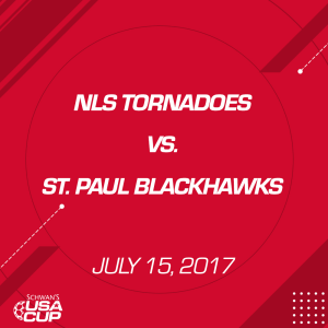 boys u13: nls tornadoes v. st. paul blackhawks