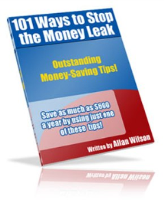 101 ways to stop the money leak by allan wilson