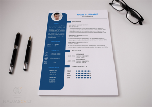 Professional resume template | Documents and Forms | Resumes