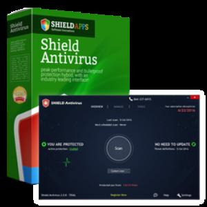 shield antivirus - 24 months license