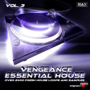vengeance essential house vol.3