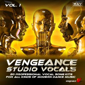 vengeance studio vocals vol.1