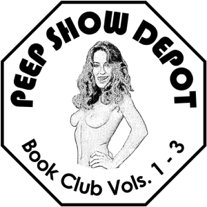 peep show depot book club vol. 1 - 3