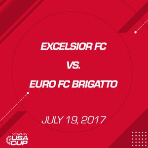 girls u19 silver: excelsior fc v. euro fc brigatto