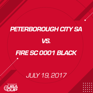 girls u17 gold: peterborough city sa 2000 v. fire sc 001 black
