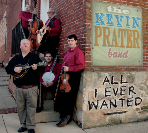 "cd-306 the kevin prater band ""all i ever wanted"""