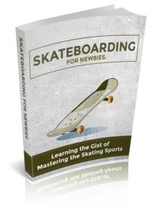 skateboarding for newbies ebook