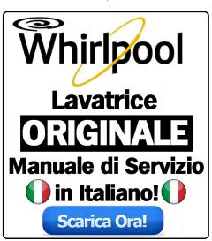 Whirlpool DLC8212 Lavatrice manuale di servizio | eBooks | Technical