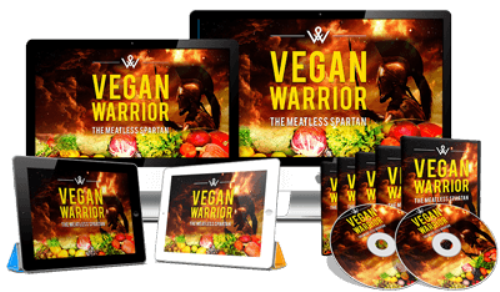 First Additional product image for - Effective Strategies On How to Start Your Vegan Fitness Plan w/ 8 Videos