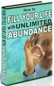 how to fill your life with unlimited abundance by campbell gold