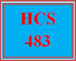 HCS 483 Week 4 Technology Trends Proposal Part lll | eBooks | Education