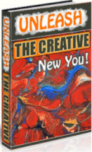 unleash the creative new you by charlotte james