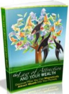 law of attraction and your wealth by charlotte james