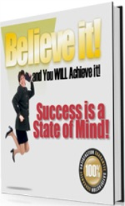 believe it and you will achieve it! by teri lee