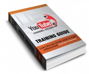 Youtube Channel Income Ebooks | eBooks | Business and Money