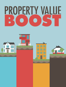 make your property value boost