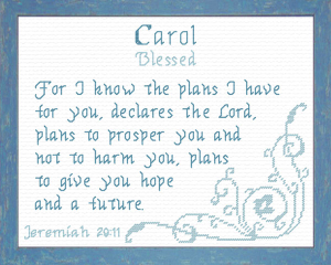 name blessings - carol 2