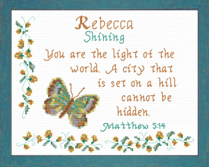 name blessings - rebecca