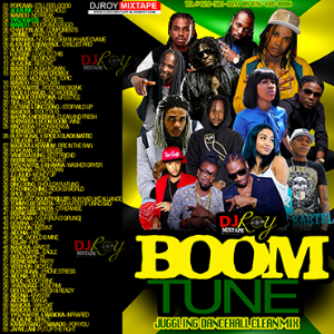 Dj Roy Boom Tune Dancehall Clean Mix | Music | Reggae
