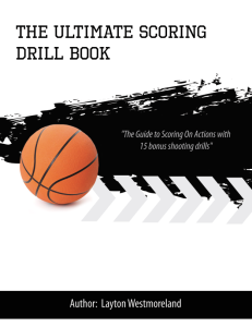 the ultimate scoring drill book