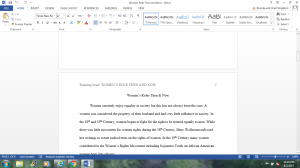 Humanities Assignment 2: Project Paper | Documents and Forms | Research Papers