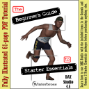 The Beginner's Guide to Starter Essentials for Daz Studio 4 | eBooks | Computers