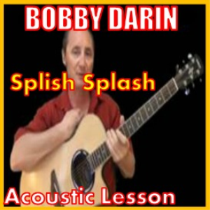 learn to play splish splash by bobby darin