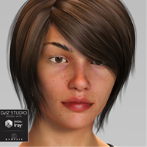 jean for genesis 3 and genesis 8 female