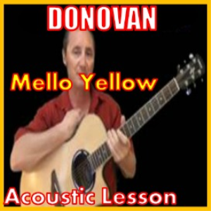 learn to play mello yello by donovan