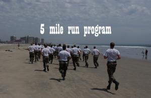 5 mile run program