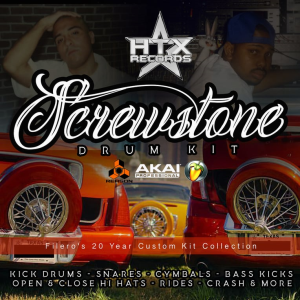 screwstone drum kit