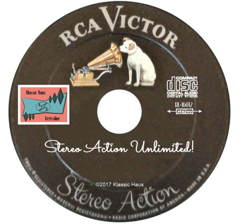 Second Additional product image for - Stereo Action Unlimited!