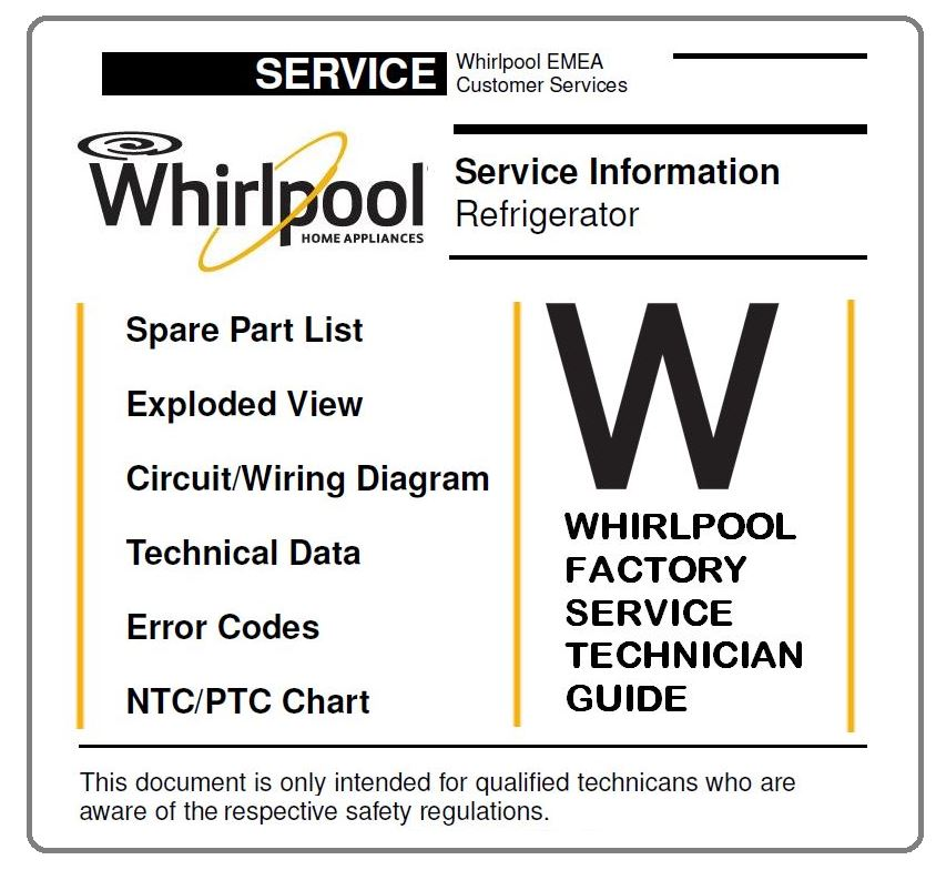 Whirlpool refrigerator service manual user guide manual that easy whirlpool blf 5121 w refrigerator service manual ebooks technical rh store payloadz com whirlpool fridge service manual whirlpool refrigerator service asfbconference2016 Image collections