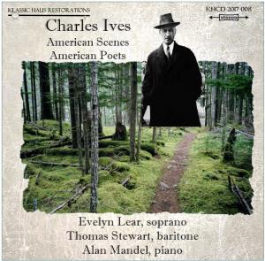 charles ives: american scenes - american poets