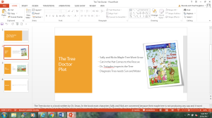 the tree doctor (dr. seuss/cat in the hat) book report