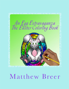 an egg extravaganza the easter coloring book