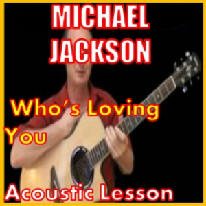 Learn to play Who's Loving You by Michael Jackson   Movies and Videos   Educational