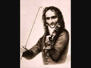 paganini - capriccio 24 for electric guitar