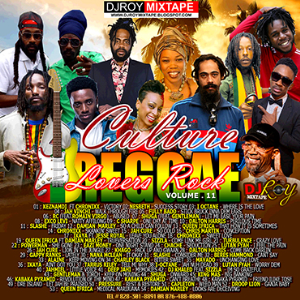 dj roy culture lovers rock reggae mix vol.11