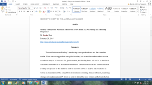 article review   Documents and Forms   Research Papers