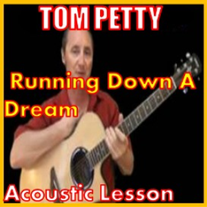 Running Down A Dream by Tom Petty | Crafting | Cross-Stitch | Other