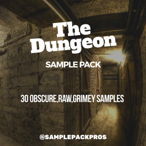 the dungeon sample pack