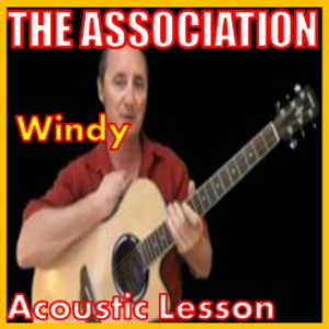 Learn to play Windy by The Association | Movies and Videos | Educational
