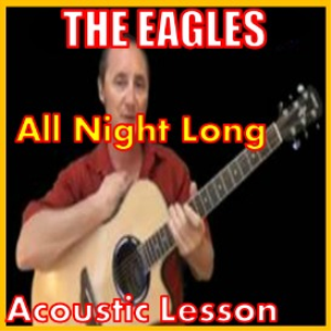 learn to play all night long by the eagles