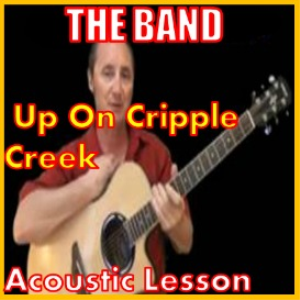 learn to play up on cripple creek by the band