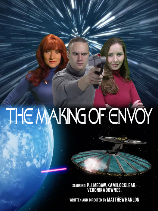 First Additional product image for - The Making of Envoy