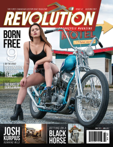revolution motorcycle magazine vol.42 english
